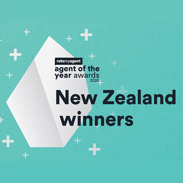 Rate My Agent Awards New Zealand Winners